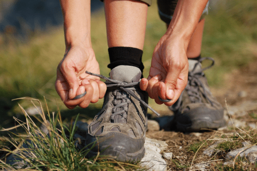 Good hiking shoes for walking
