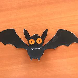 chauve-souris décoration Halloween 5