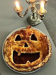 Recette Halloween étape 7