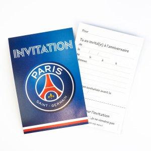 Invitation PSG