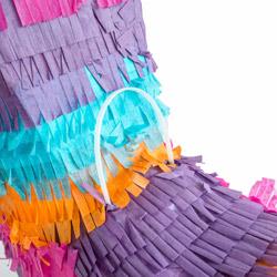 Anse en plastique pour accrocher la piñata