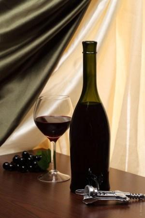 Quand Madame sert le repas, Monsieur sert le vin