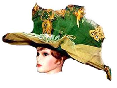 chapeau de catherinette