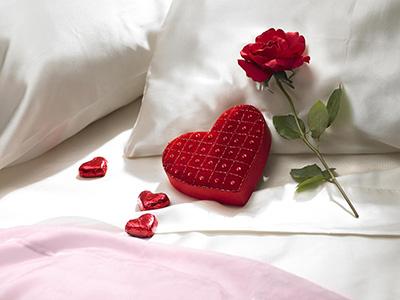 boite de chocolat en forme de coeur pour la saint valentin