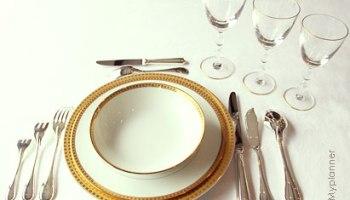 dresser une table la franaise - Dressage De Table A La Francaise