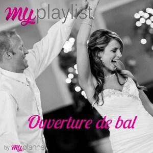playlist ouverture de bal mariage