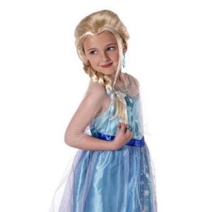 Accessoires de déguisement reine des neiges Elsa