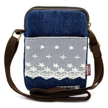 Idée de cadeau de Noël pour une ado de 10 à 15 ans: le petit sac bandoulière pour ranger son portable