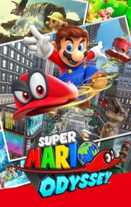 Super Mario Odyssey pour Nintendo Switch