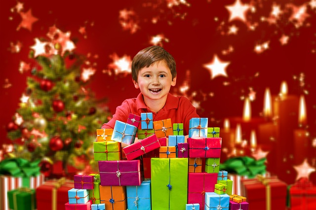 Cadeaux de Noël 2018