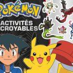 Les activités d'anniversaire Pokemon