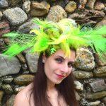 Sophie Chavigneau réalise le plus beau chapeau de Catherinette 2018