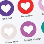 Un thème de mariage tendance aux couleurs 2018