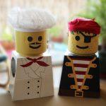 Déguisements sympa pour un anniversaire LEGO