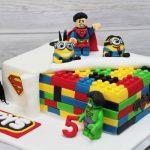 Top 15 des gâteaux d'anniversaire Lego
