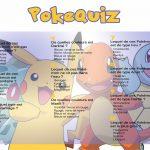 PokeQuiz: l'animation sympa de l'anniversaire pokémon