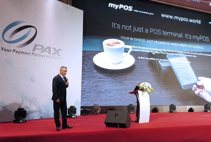 myPOS™ is going GLOBAL