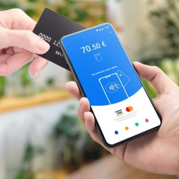 SoftPOS - aceitar pagamentos por telefone