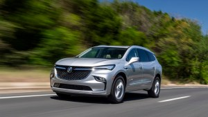 2022 Buick Enclave reportedly getting Black Accent package