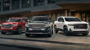 2022 GMC Acadia gets small changes, price hike