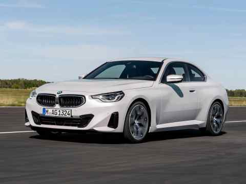 2022 BMW 2 Series Coupe -- Does the Design Work?