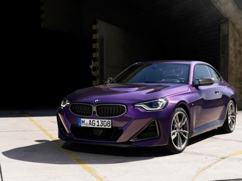 Thundernight Metallic is the Coolest BMW Color in Years