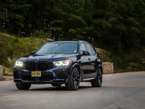 Is the BMW X5 M Competition Faster Than the Audi RS Q8?