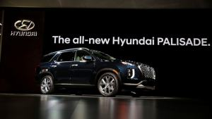 Hyundai's 2Q net profit soars on strong SUV and luxury sales