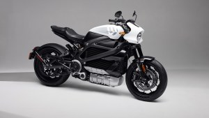 LiveWire One is the Harley-Davidson LiveWire, but cheaper