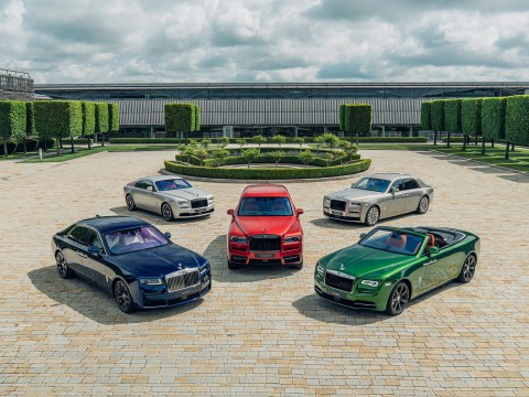 Rolls-Royce to bring Wraith Black Badge Landspeed Collection at Goodwood FoS