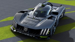 Peugeot 9X8 revealed as a wild-looking Le Mans Hypercar