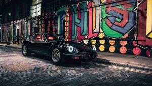 V12-powered Jaguar E-Type Series 3 the restomod treatment from UK firm