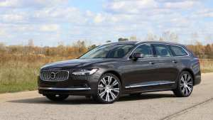 Volvo V90 wagon is beautiful, but it's dead in America
