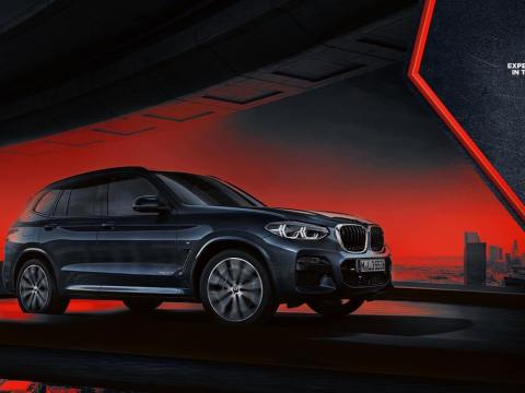 """""""Black Widow"""" to feature the BMW 2 Series Gran Coupe and X3"""