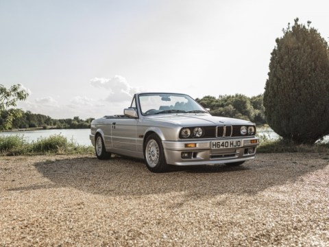 1991BMW325iE30Convertible