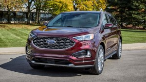 2022 Ford Edge rumored to go AWD-only