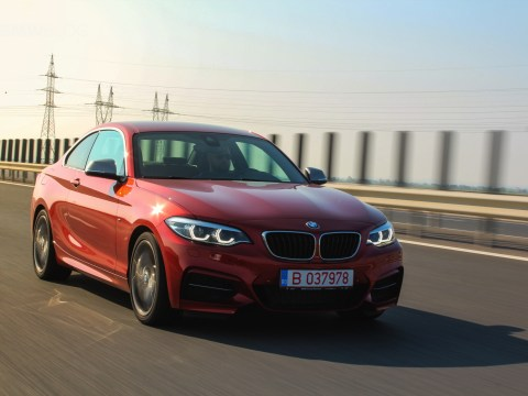 BMW M240i Test Drive Review 38