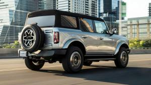 Ford Bronco pickup truck is reportedly dead, and that's probably wise