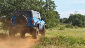 Ford stops taking online reservations for Bronco SUV