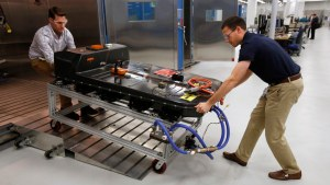 GM will reportedly replace Chevy Bolt battery modules to reduce fire risk