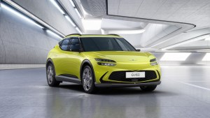 Genesis GV60 crossover revealed as the luxury lineup's sporty EV