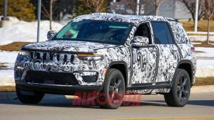 Jeep dealers taking orders for three 2022 Grand Cherokee trims