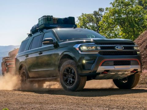 2022 Ford Expedition revealed, with high-riding off-road Timberline trim