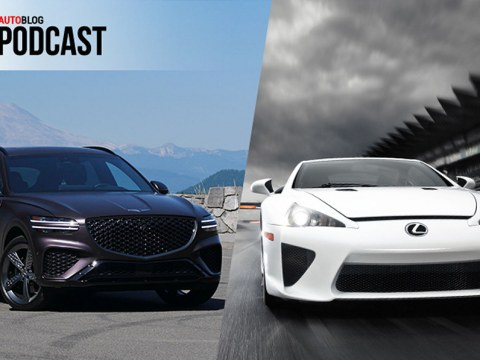2022 Genesis GV70, raging at VW ID.4 tech and thoughts on a new Lexus LFA
