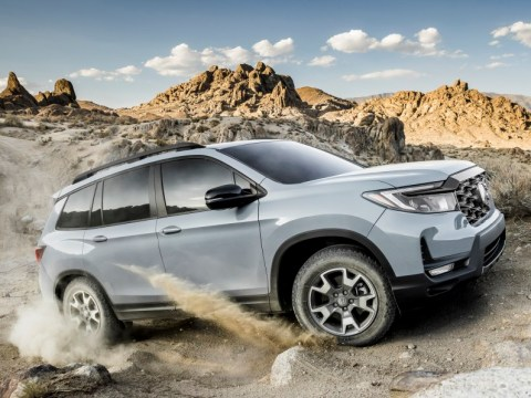 2022 Honda Passport TrailSport takes first step to a more rugged future
