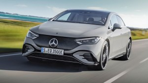 2023 Mercedes-Benz EQE is an electric alternative to the E-Class