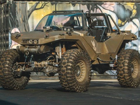 Hoonigan brings the Warthog from Halo to life with 1,060 horsepower