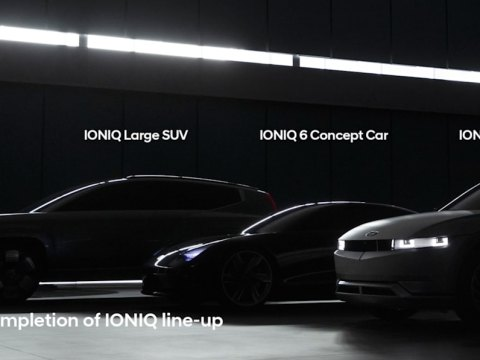 Hyundai gives us an early glimpse at its biggest electric car yet