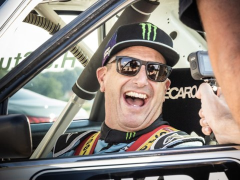 Ken Block partners with Audi for new performance EV projects