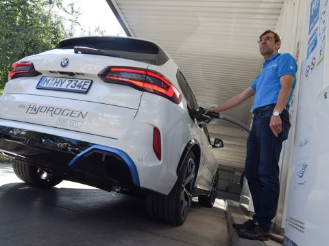 Why German automakers are using hydrogen to hedge their green bets